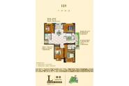 B区L户型-4室2厅2卫-141.3㎡