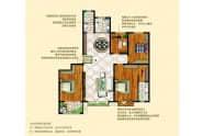 B区F户型-4室2厅2卫-176.0㎡